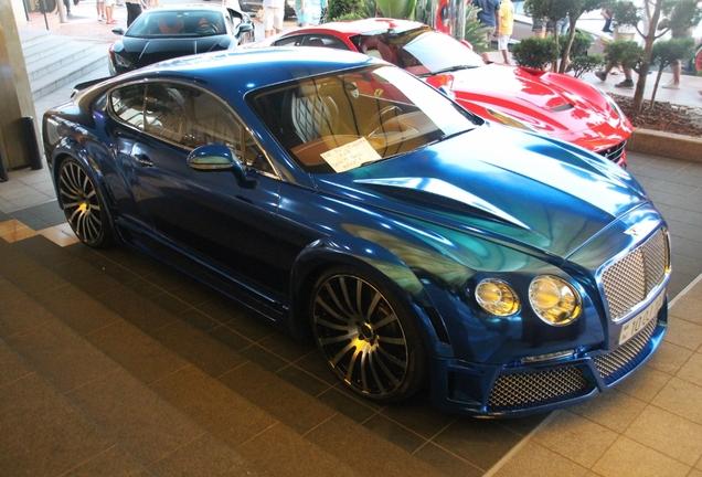 Bentley Continental GT 2012 ONYX Concept GTX