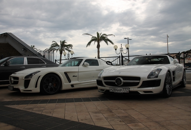 Mercedes-Benz Brabus SLS AMG Roadster
