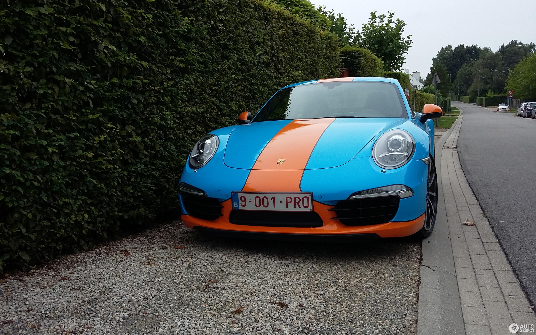 d70b27034 Porsche 991 Carrera S - 29 August 2015 - Autogespot