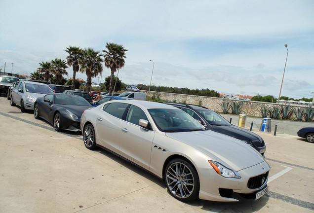 Maserati Quattroporte S 2013