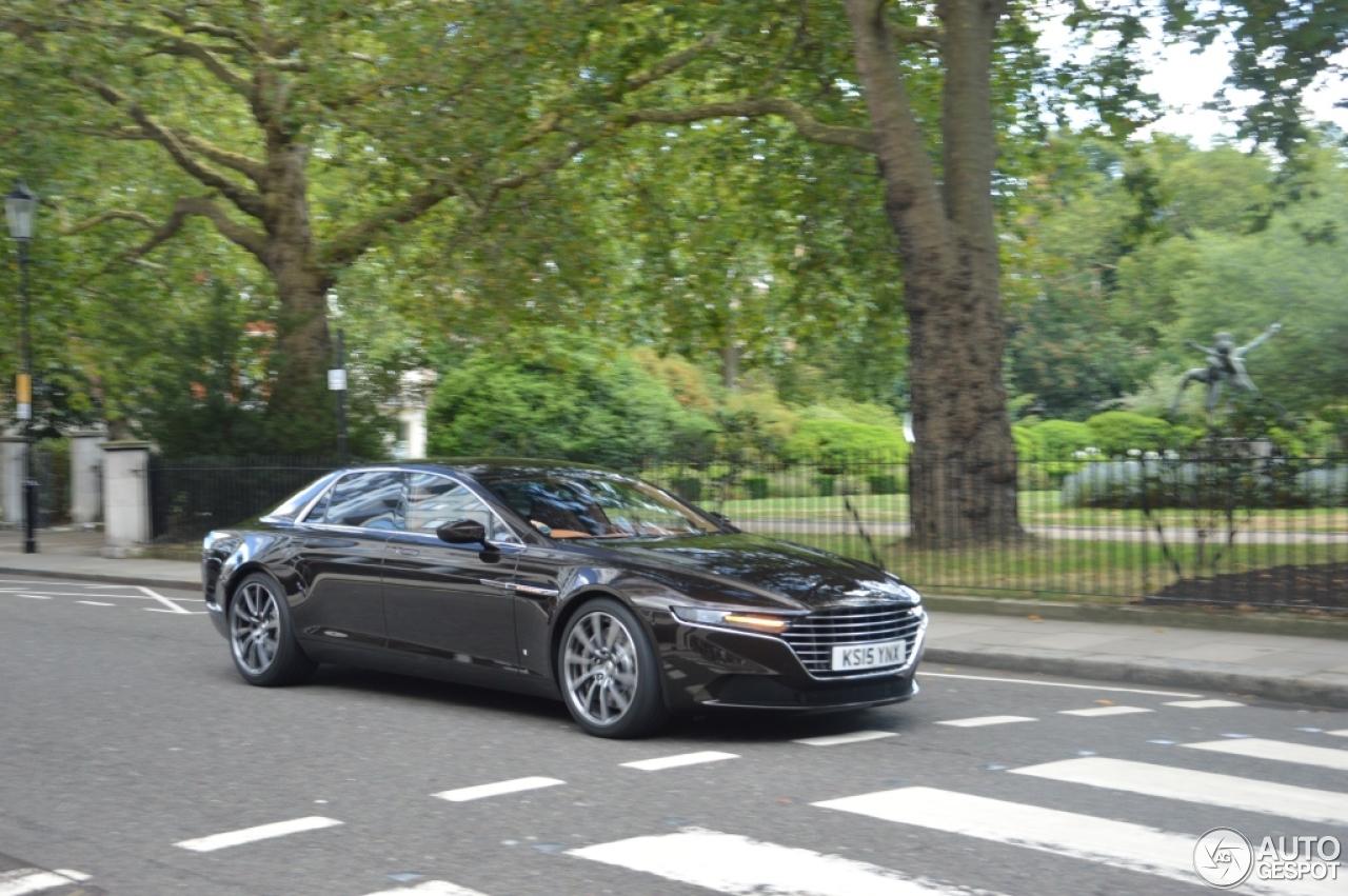 Aston Martin Lagonda Taraf 30 August 2015 Autogespot