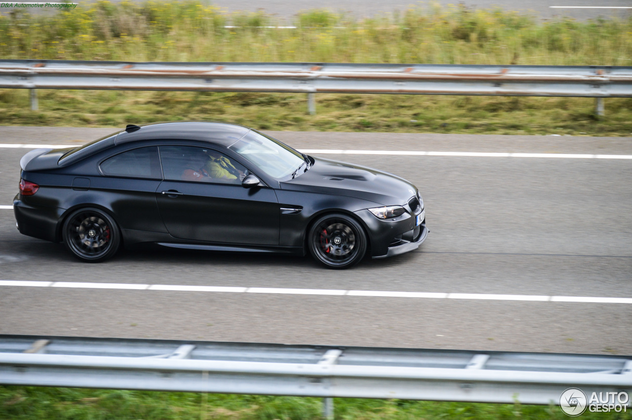 BMW M3 E92 Coupé Frozen Black Edition - 30 August 2015 ...