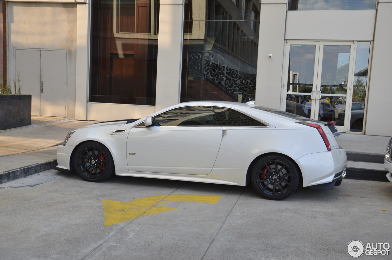 Cadillac Cts V Coupe Hennessey Hpe 650 30 August 2015