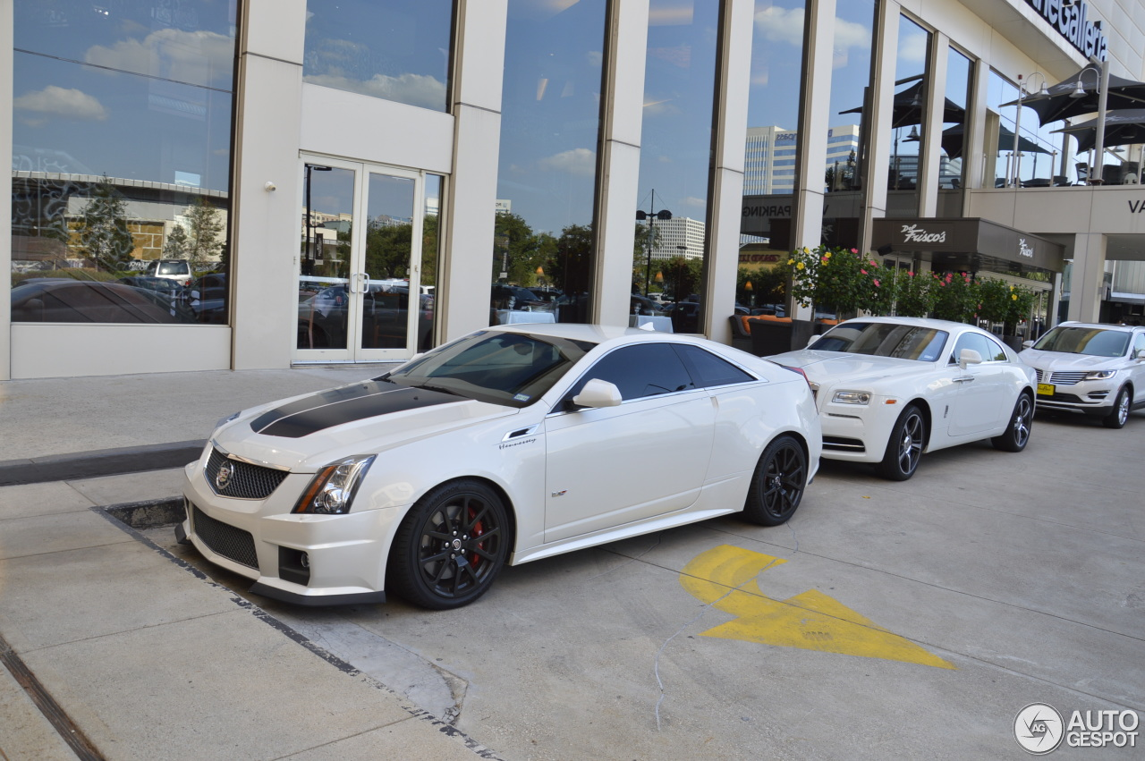 cadillac cts v coupe hennessey hpe 650 30 august 2015 autogespot. Black Bedroom Furniture Sets. Home Design Ideas