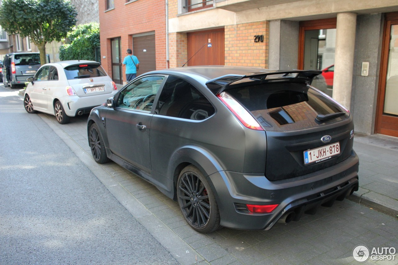 ford focus rs 500 31 august 2015 autogespot. Black Bedroom Furniture Sets. Home Design Ideas