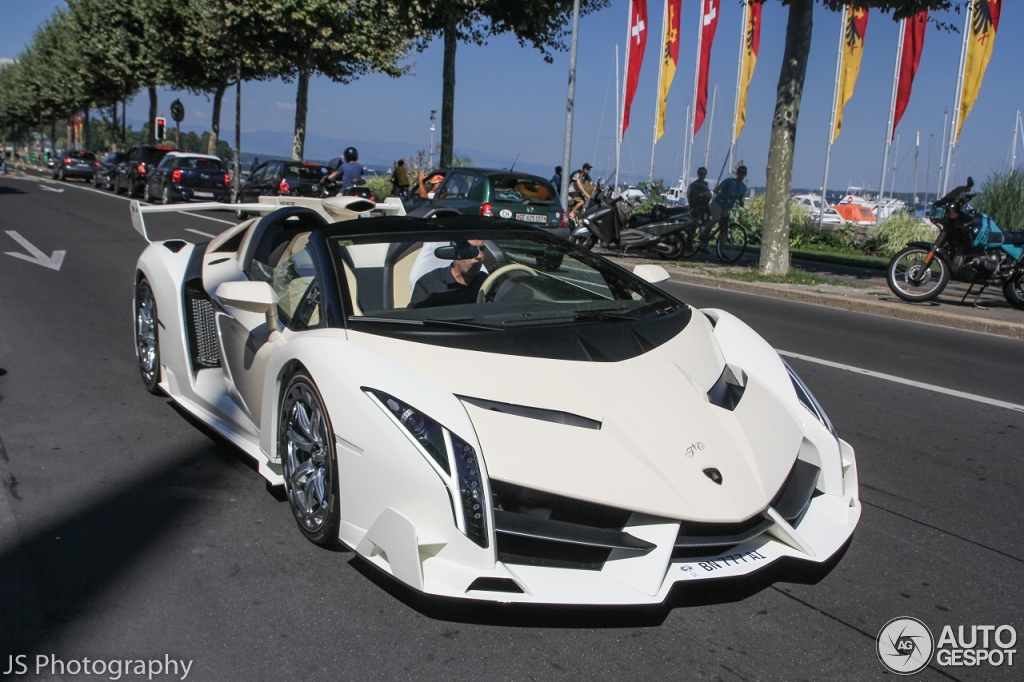 lamborghini veneno roadster 31 august 2015 autogespot. Black Bedroom Furniture Sets. Home Design Ideas