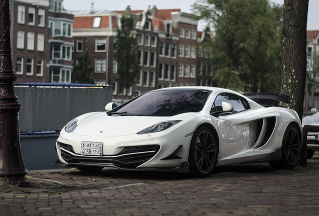 McLaren 12C Spider Velocita Wind Edition by DMC
