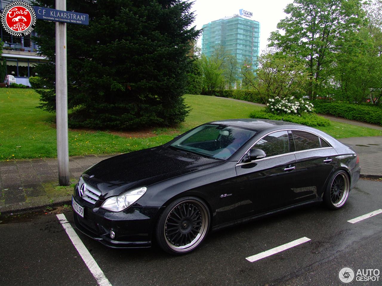 Mercedes Benz Cls 63 Amg C219 2008 2 September 2015