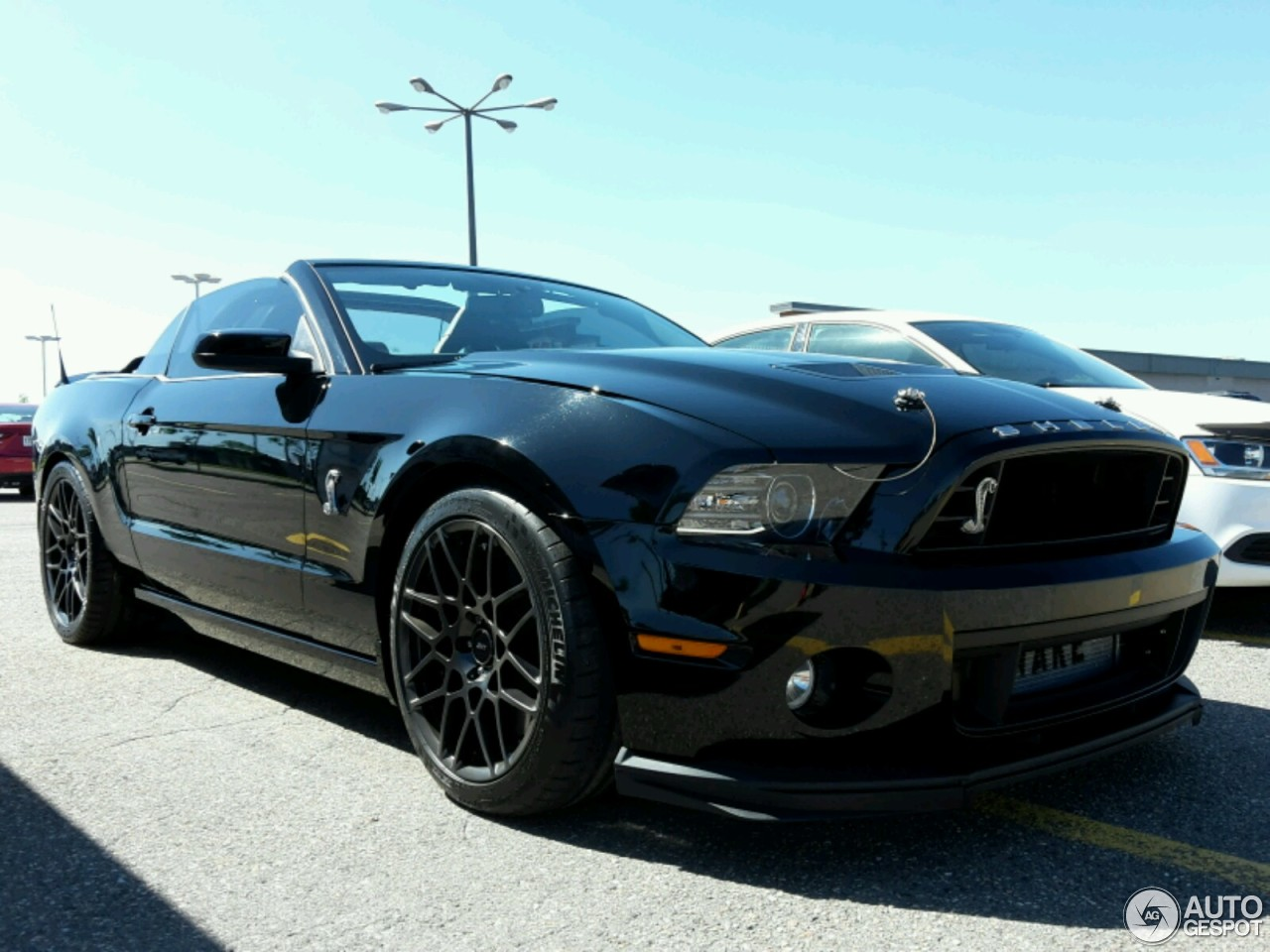ford mustang shelby gt500 convertible 2014 3 september 2015 autogespot. Black Bedroom Furniture Sets. Home Design Ideas