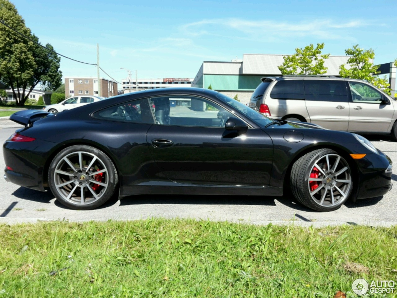 Porsche 991 Carrera S 4 September 2015 Autogespot