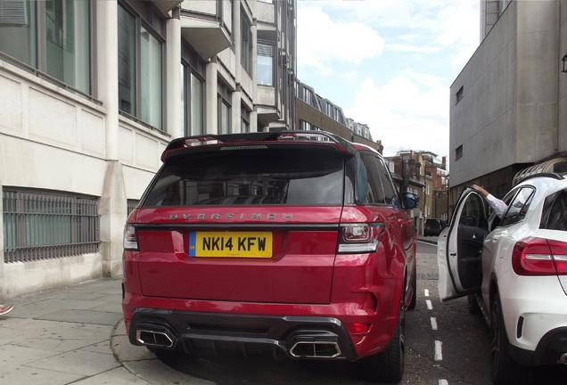 Land Rover Overfinch Range Rover Sport Supercharged 2014