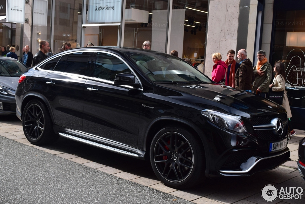 mercedes amg gle 63 s coup 5 september 2015 autogespot. Black Bedroom Furniture Sets. Home Design Ideas
