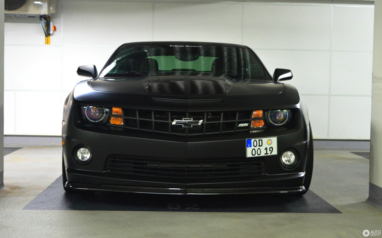 Chevrolet Camaro SS 6 September 2015 Autogespot