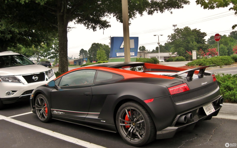 Lamborghini Gallardo Lp570 4 Superleggera Edizione Tecnica