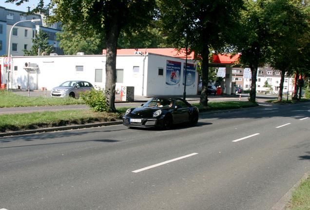 Porsche 991 Carrera 4 Cabriolet MkII