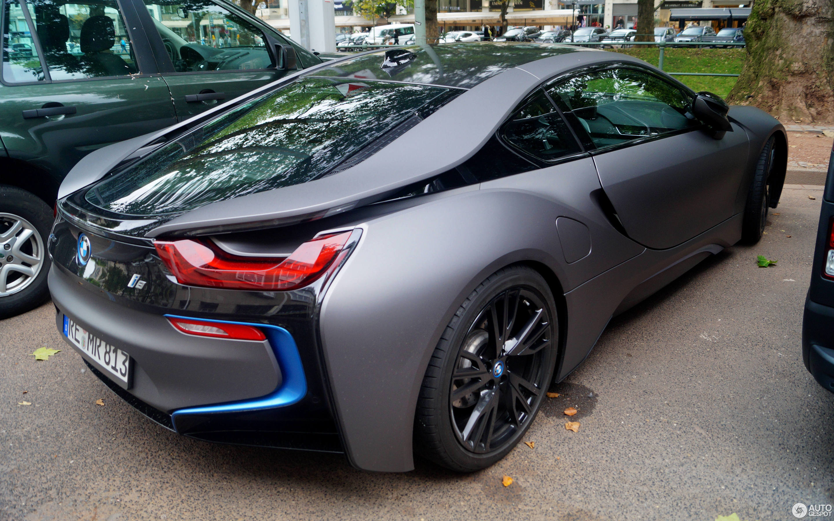 Bmw I8 7 September 2015 Autogespot