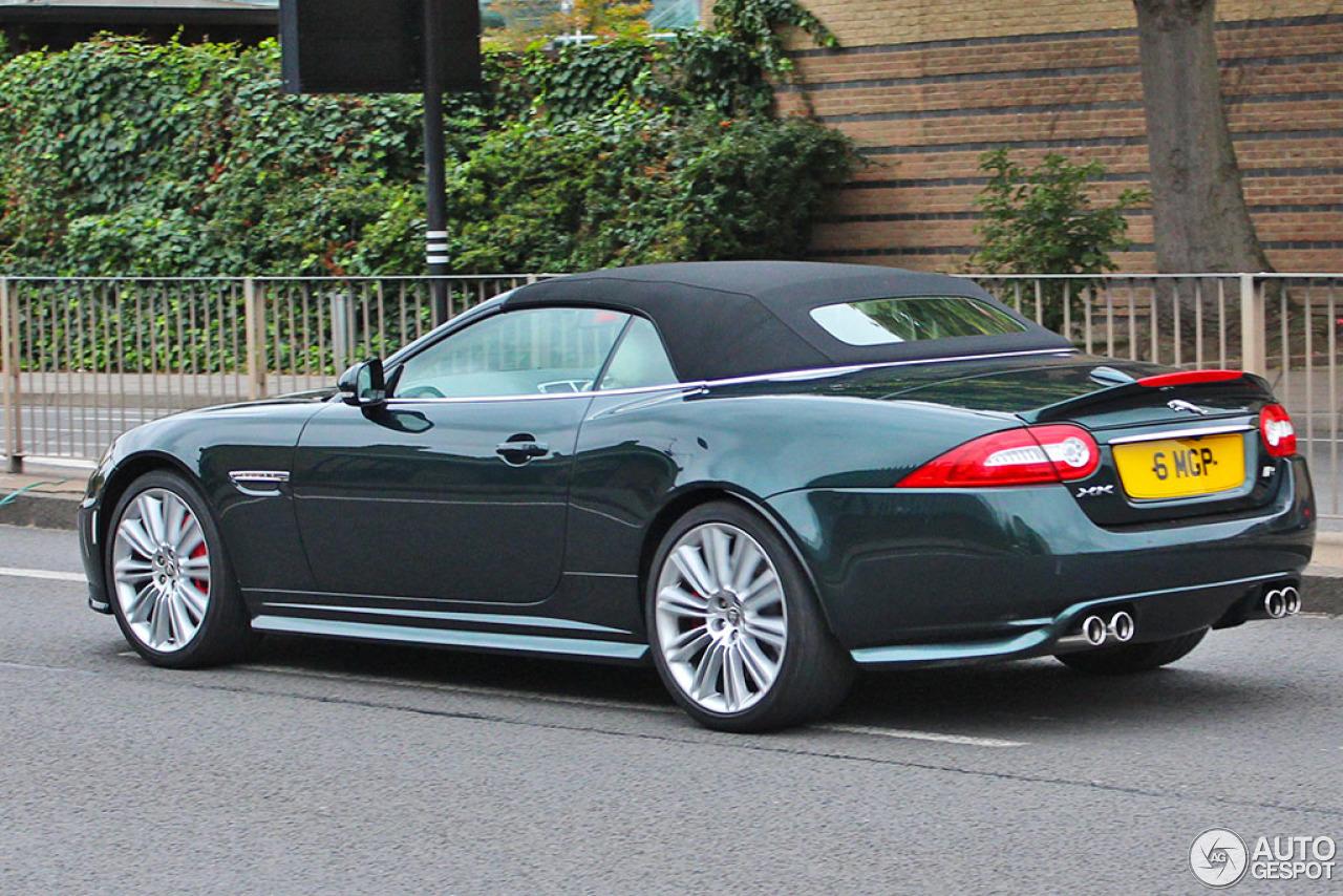 Jaguar Xkr Convertible 2012 8 September 2015 Autogespot