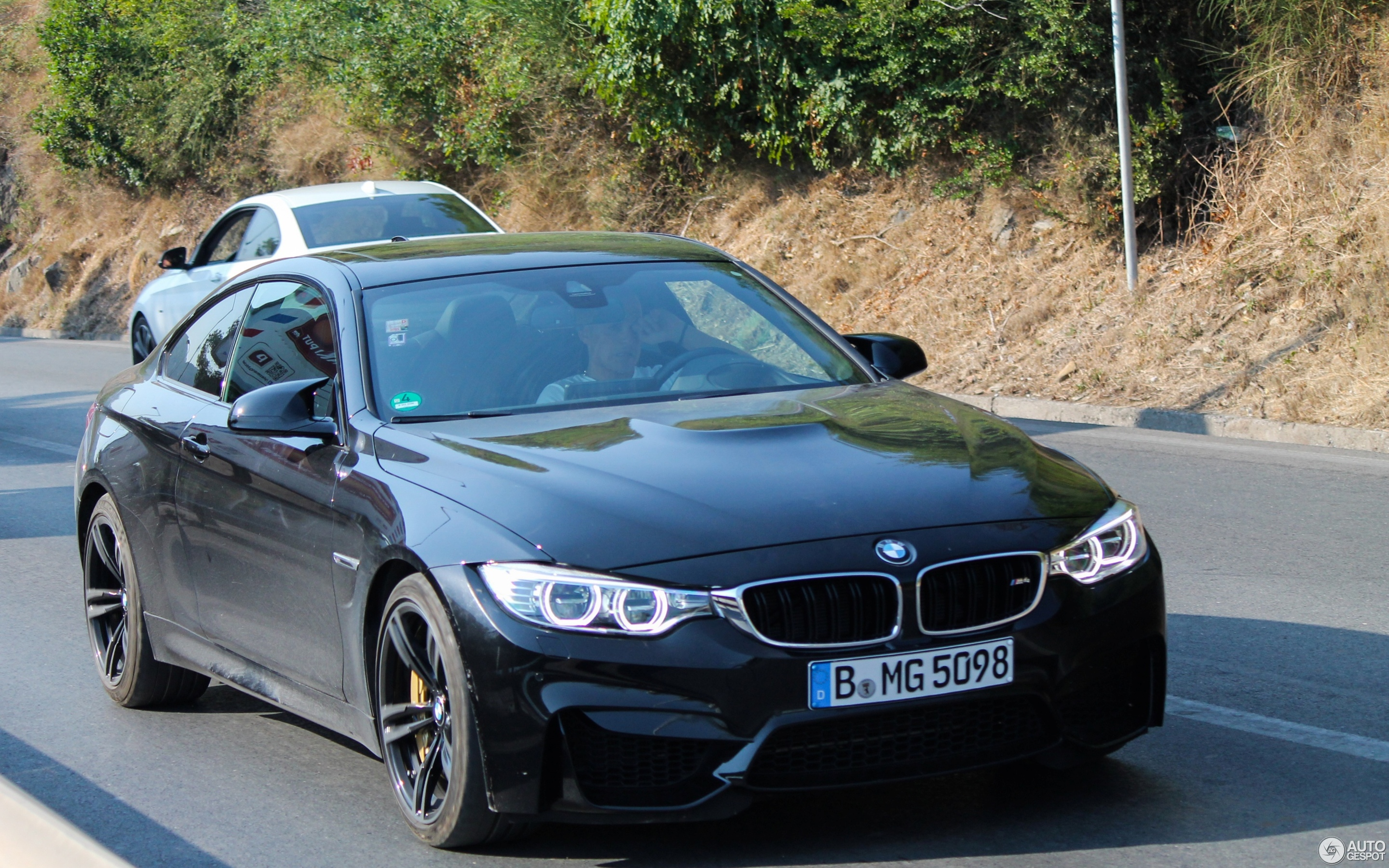 BMW M4 F82 Coupé 9 September 2015 Autogespot