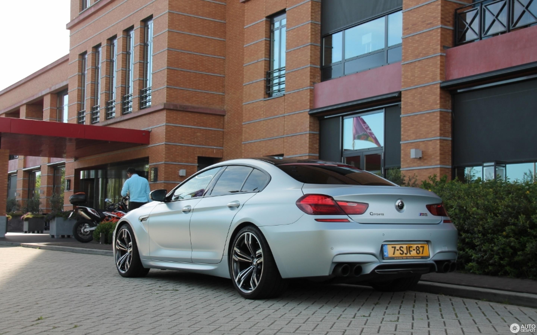 BMW G-Power M6 F06 Gran Coupé