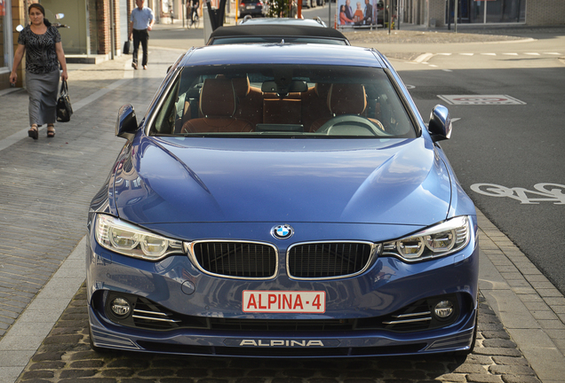 Alpina D4 Bi-Turbo Coupé
