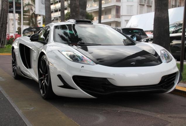 McLaren 12C DMC Velocita Wind Edition