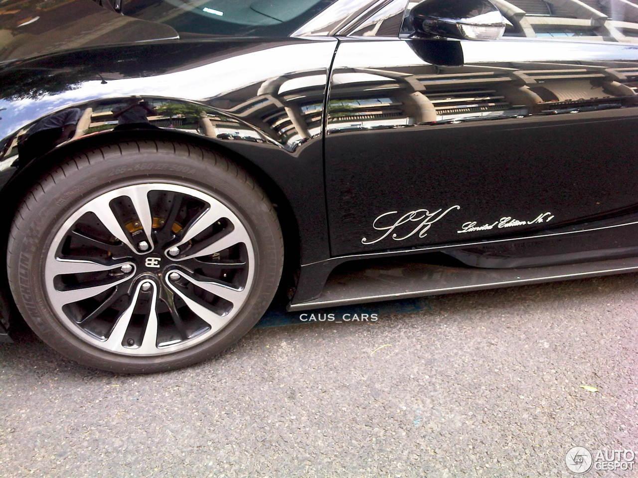 bugatti veyron 16 4 sk limited edition 14 september 2015 autogespot. Black Bedroom Furniture Sets. Home Design Ideas