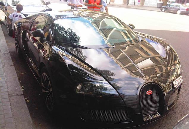 Bugatti Veyron 16.4 SK Limited Edition