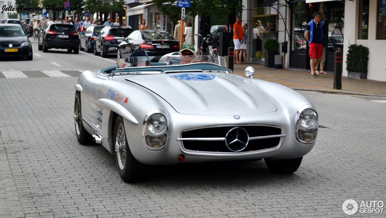 Mercedes benz 300 sls 15 september 2015 autogespot for All types of mercedes benz cars