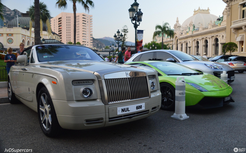 Rolls Royce Phantom Drophead Coupé Bijan Limited Edition 15