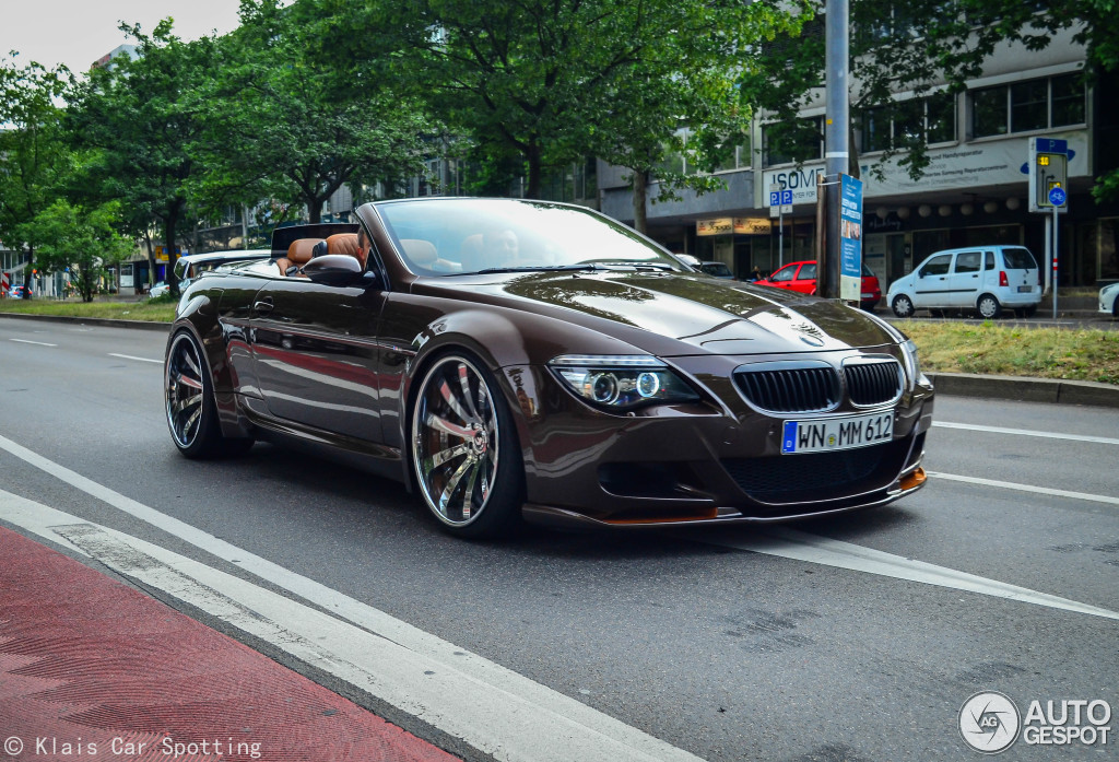 bmw m6 e64 cabriolet 18 september 2015 autogespot. Black Bedroom Furniture Sets. Home Design Ideas