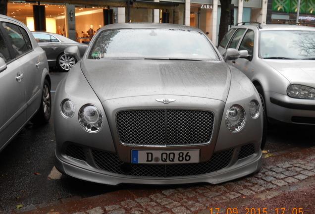 Bentley Continental GT Speed 2012 Vorsteiner BR-10