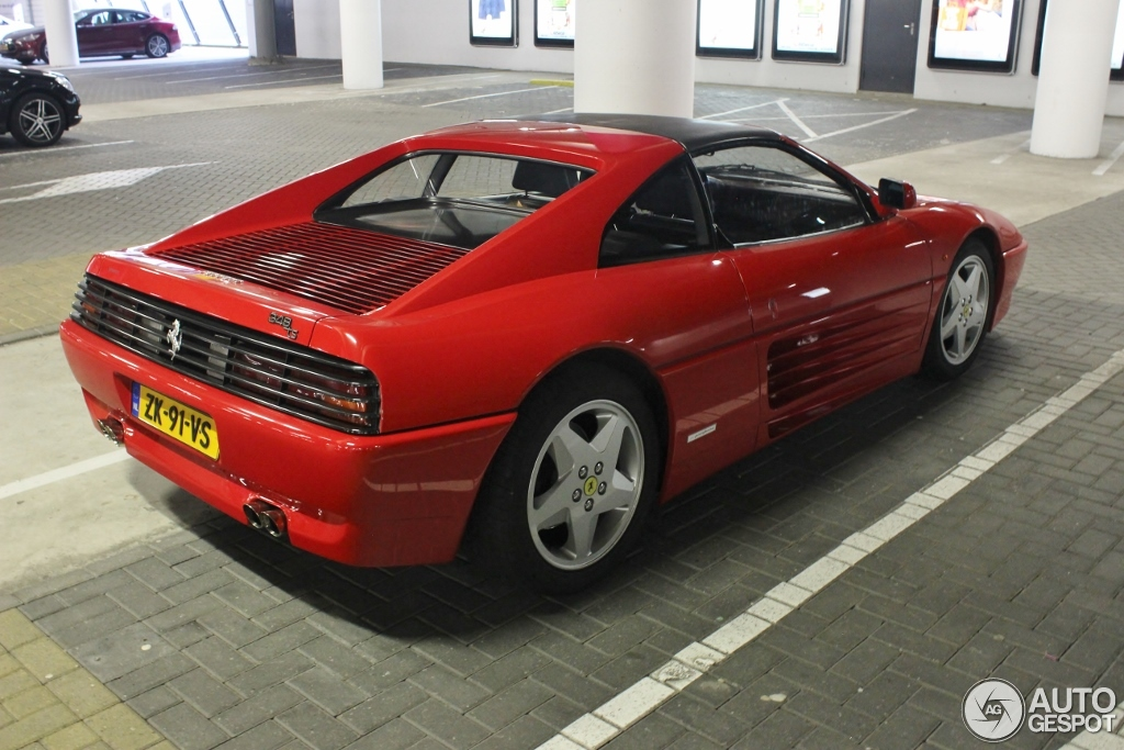 ferrari 348 ts 19 september 2015 autogespot. Black Bedroom Furniture Sets. Home Design Ideas