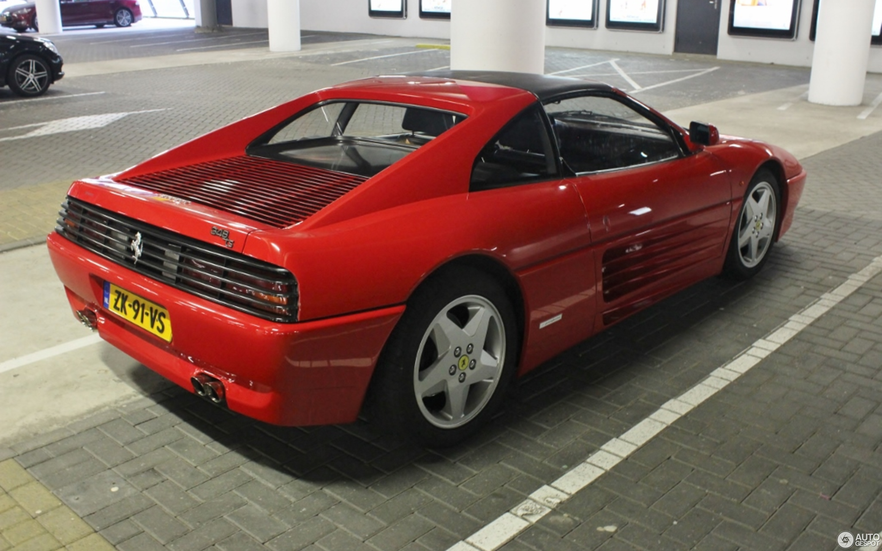 Ferrari 348 TS - 19 September 2015 - Auspot