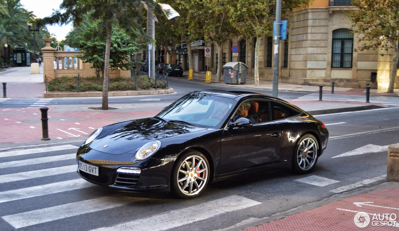 porsche 997 targa 4s mkii 19 september 2015 autogespot. Black Bedroom Furniture Sets. Home Design Ideas