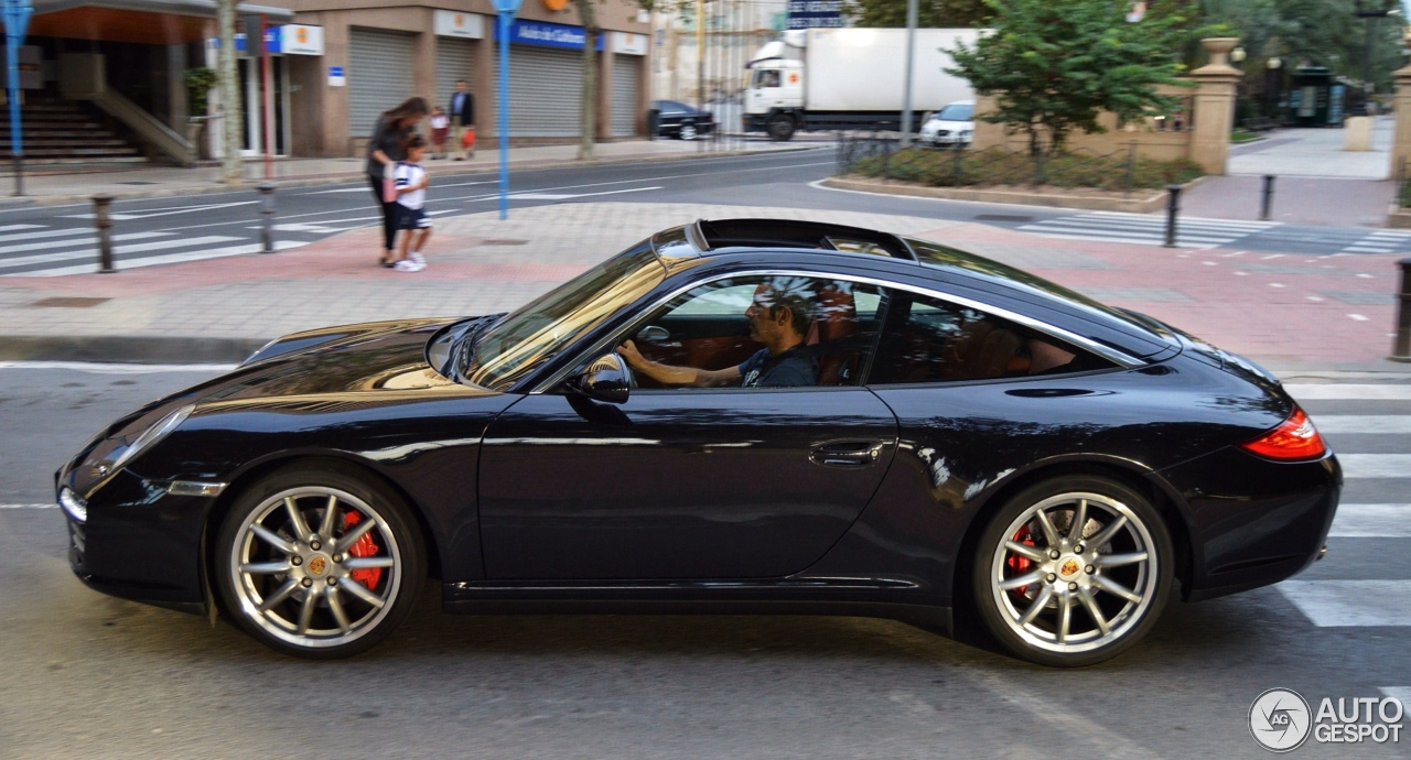 Porsche 997 Targa 4s Mkii 19 September 2015 Autogespot