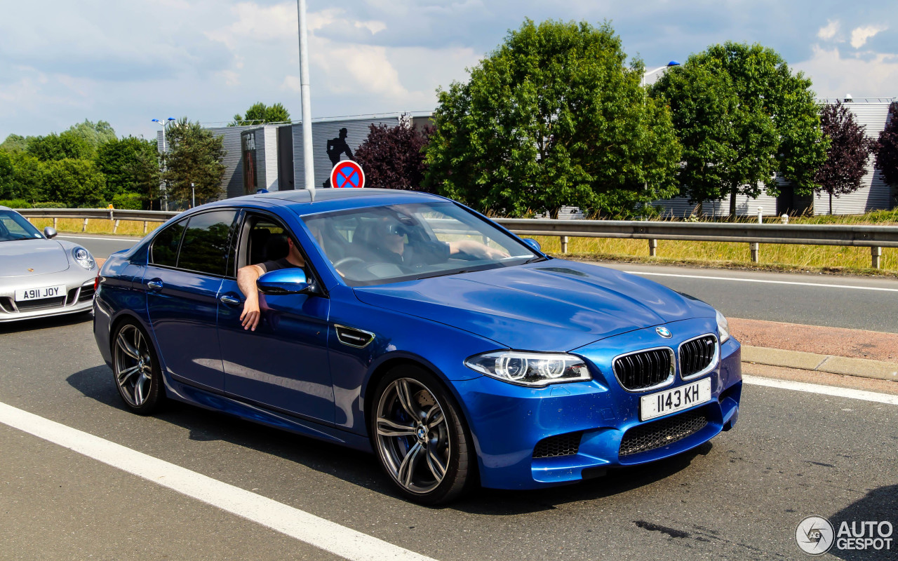 bmw m5 f10 2014 20 september 2015 autogespot. Black Bedroom Furniture Sets. Home Design Ideas