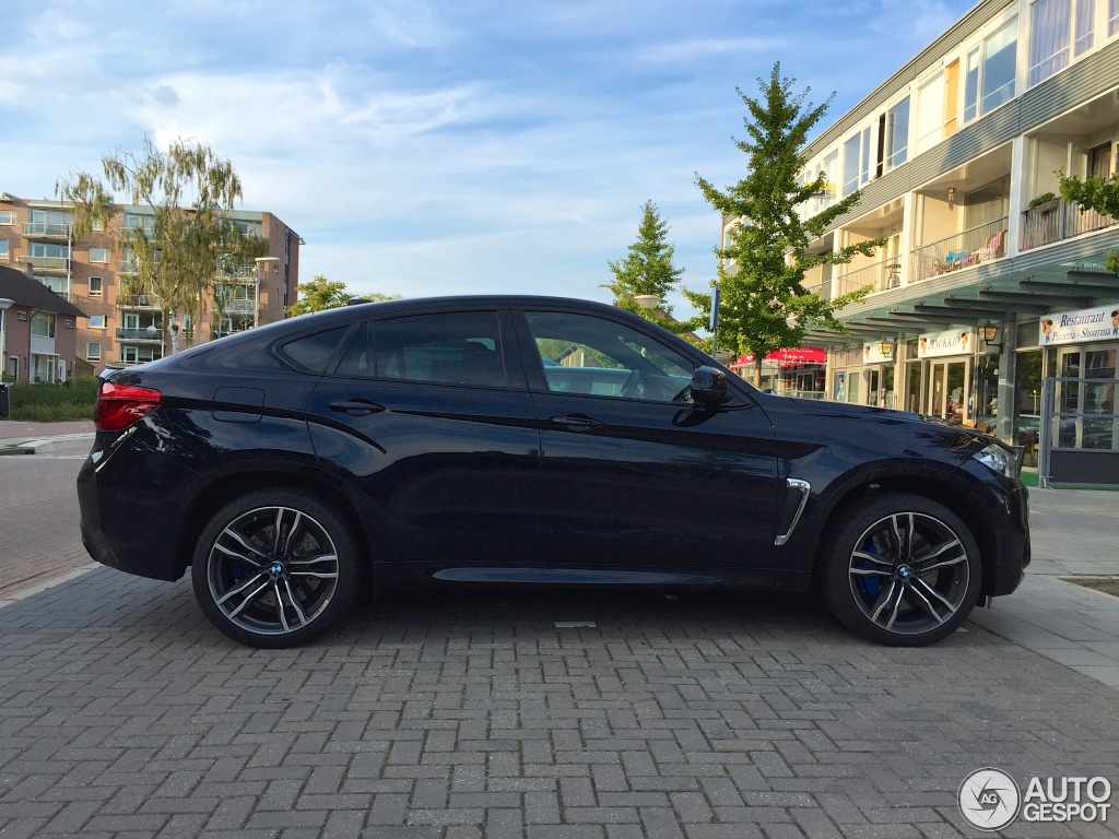 Bmw X6 M F86 21 September 2015 Autogespot