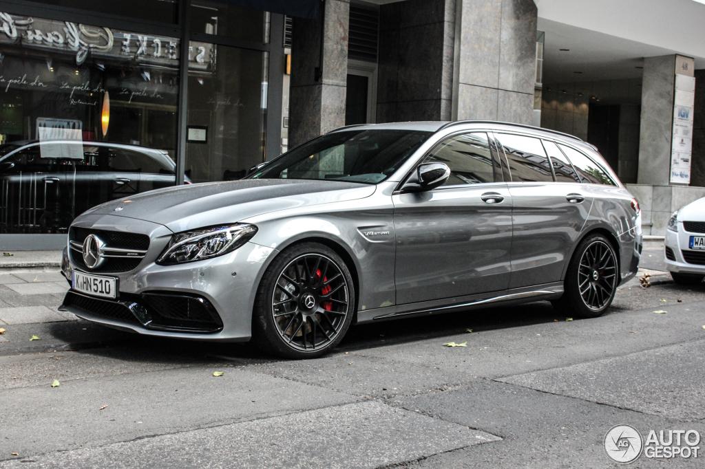 Mercedes Amg C 63 S Estate S205 23 September 2015