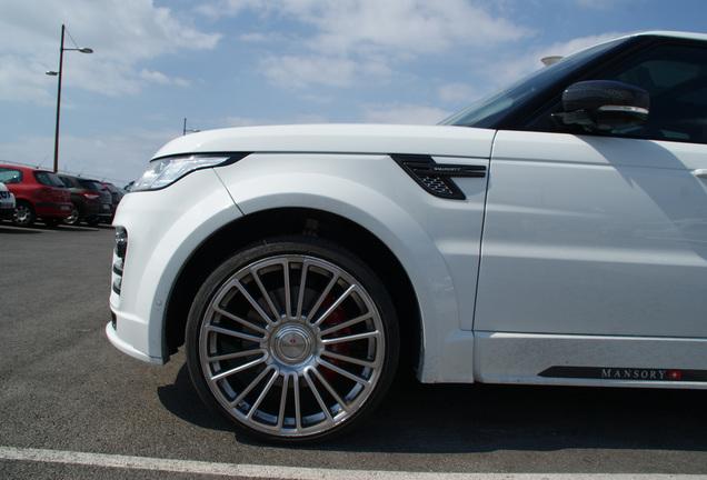 Land Rover Mansory Range Rover Sport 2013