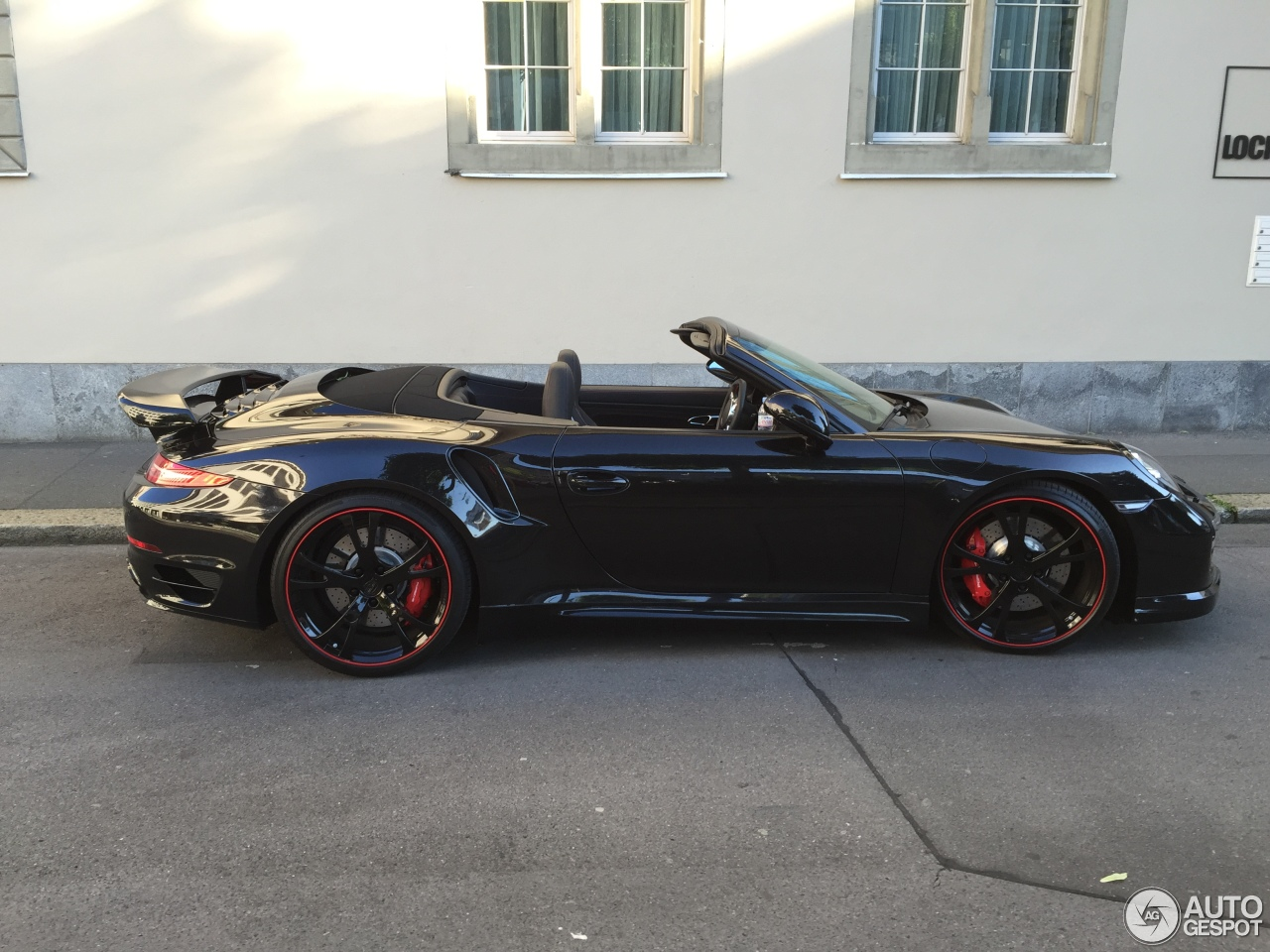 porsche 991 techart turbo cabriolet 24 september 2015 autogespot. Black Bedroom Furniture Sets. Home Design Ideas