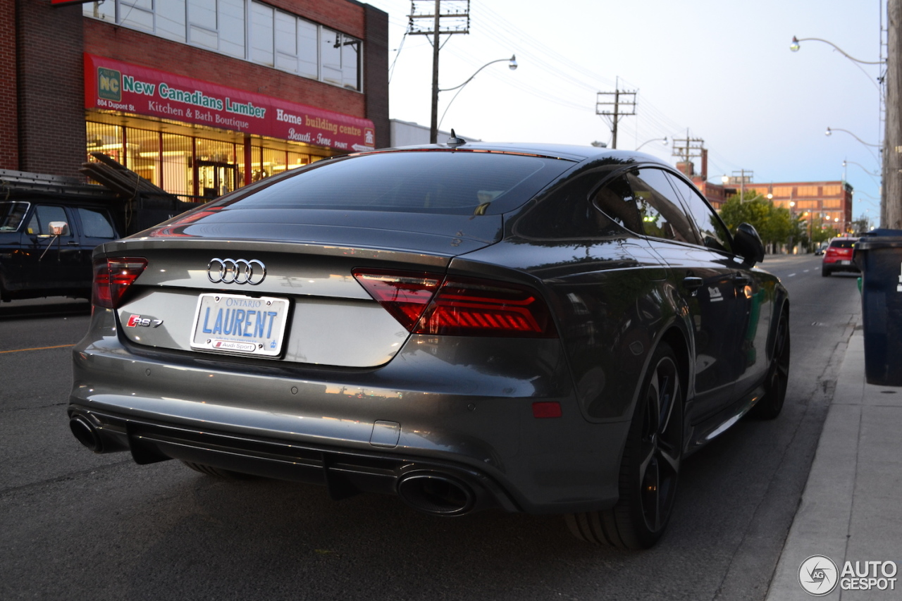 2015 audi rs7 for sale canada 14