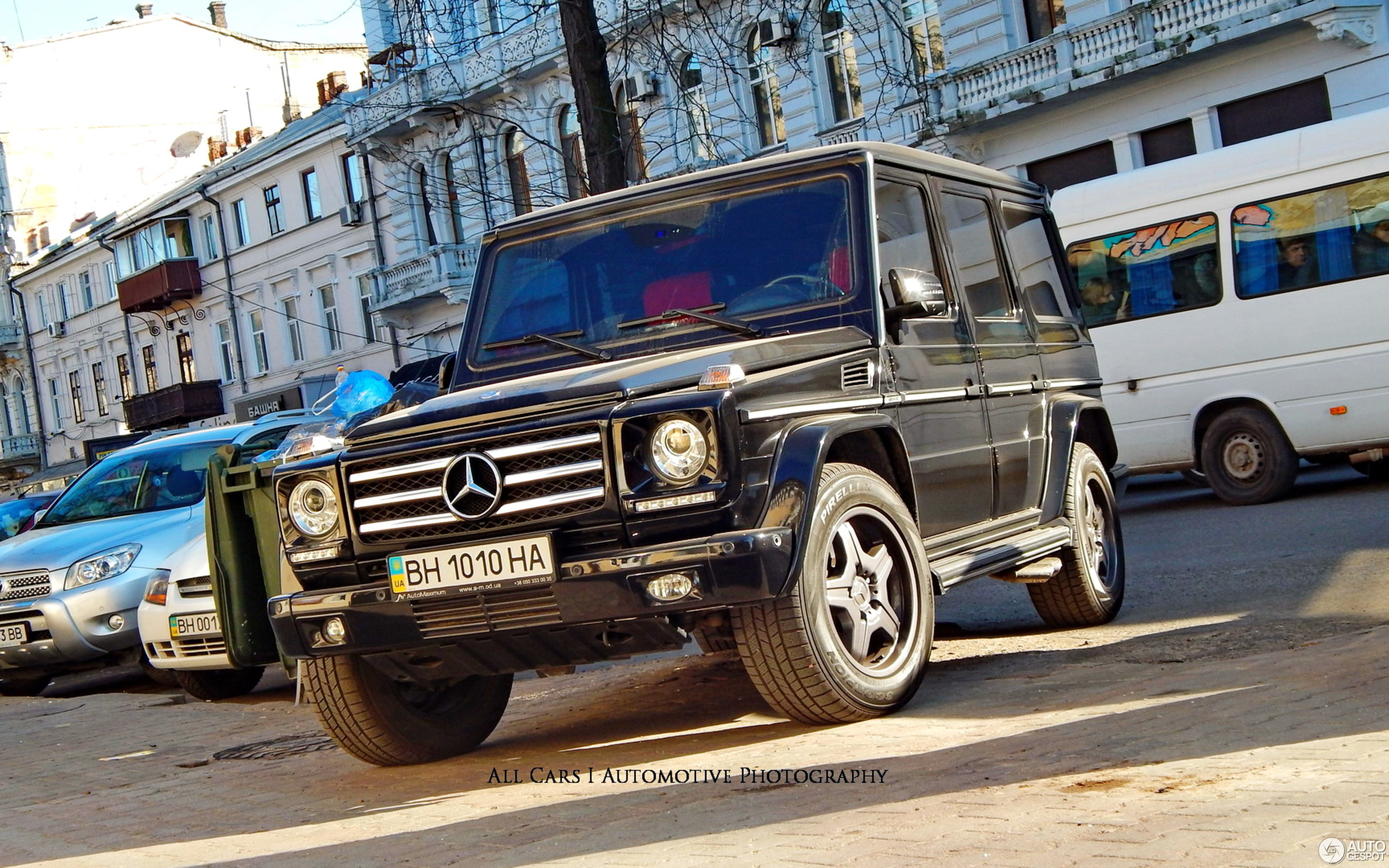 Mercedes Benz G 55 AMG 26 September 2015 Autogespot