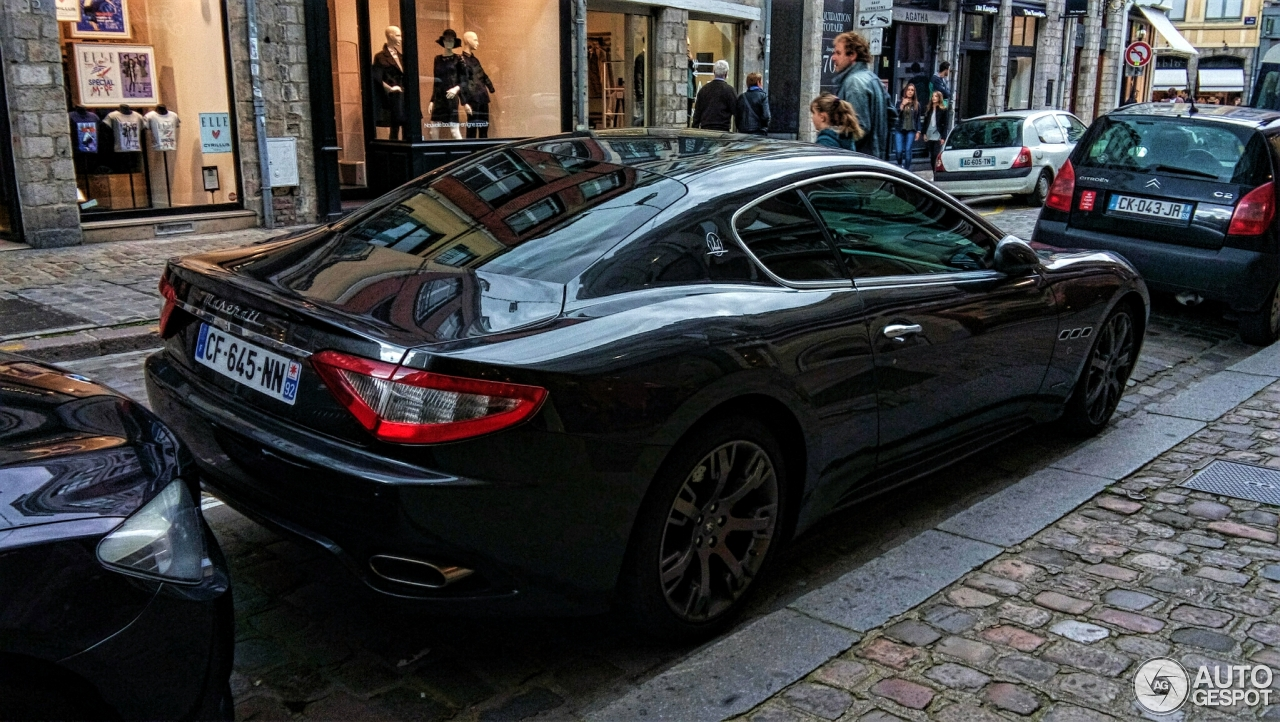 Maserati granturismo s 27 septembre 2015 autogespot for A salon aurora mo