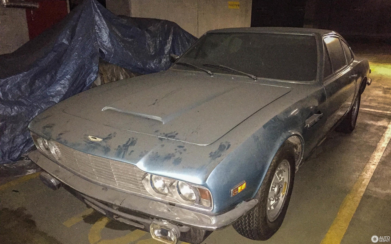Aston Martin DBS V8 1969 1972 27 September 2015 Autogespot