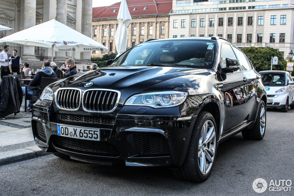 bmw x6 m e71 2013 30 september 2015 autogespot. Black Bedroom Furniture Sets. Home Design Ideas