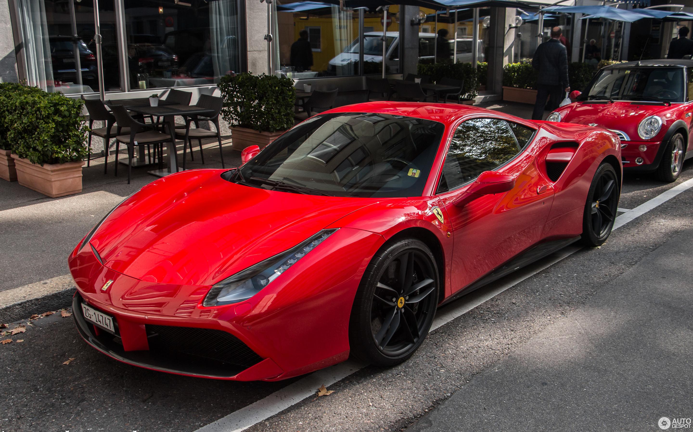 Ferrari 488 Gtb 2 October 2015 Autogespot