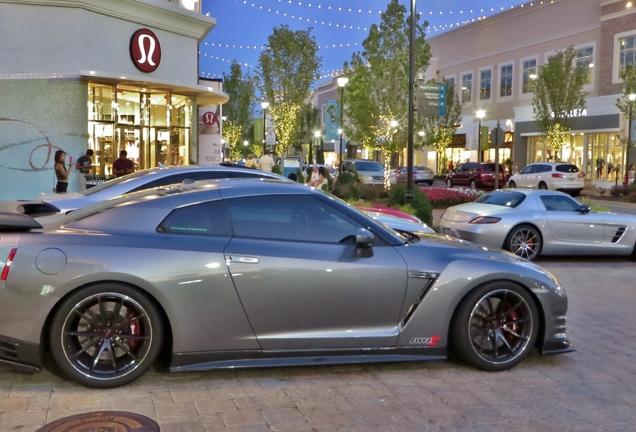 Nissan GT-R AMS Performance Alpha 9