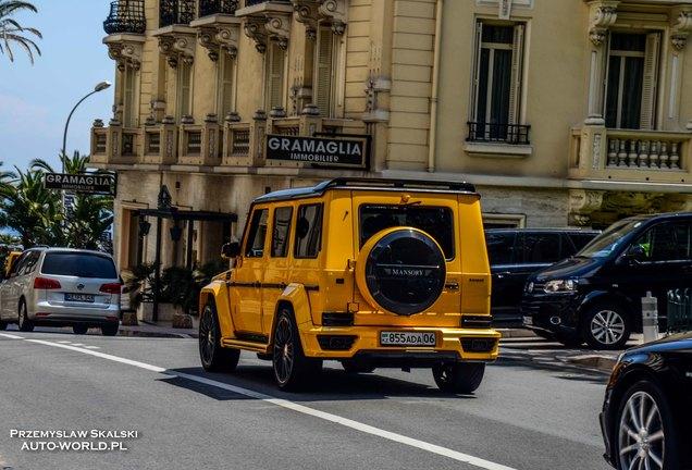Mercedes-Benz Mansory Gronos