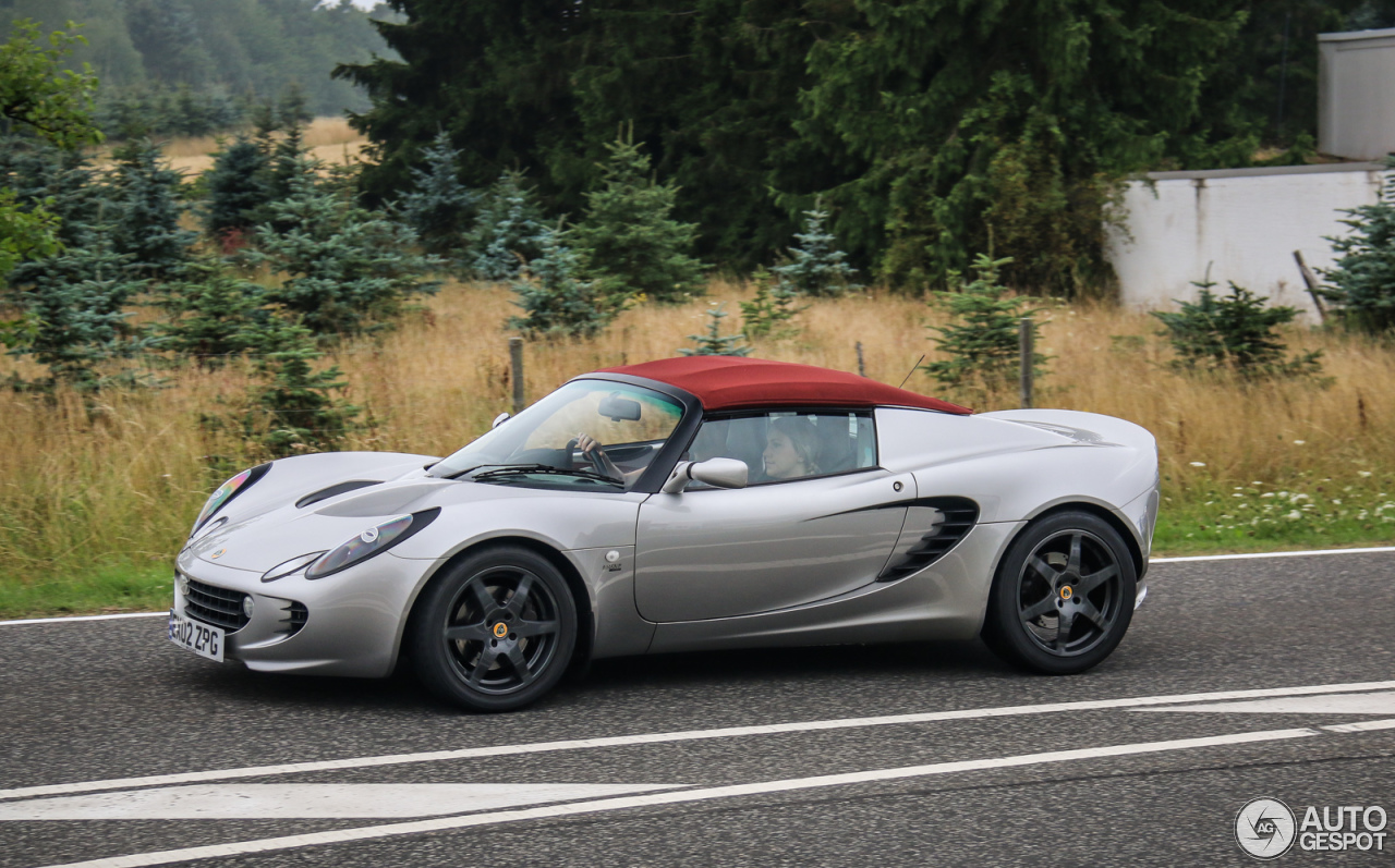 lotus elise s2 5 oktober 2015 autogespot. Black Bedroom Furniture Sets. Home Design Ideas