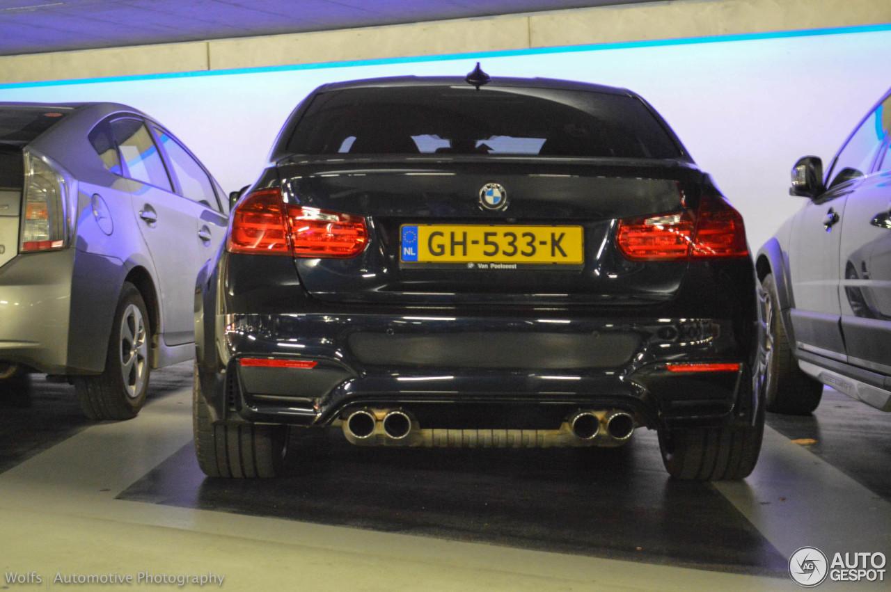 Bmw M3 F80 Sedan 2014 6 October 2015 Autogespot